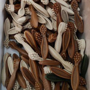 Brosse à dents veggies-elodie taillieu-livraison à domicile-lille-valenciennes